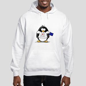 Alaska Penguin Hooded Sweatshirt