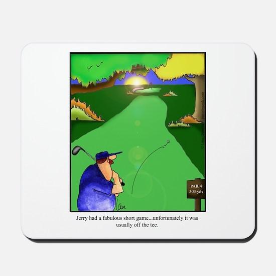 GOLF 023 Mousepad