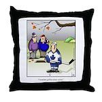 GOLF 039 Throw Pillow