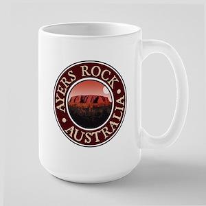 Ayers Rock Large Mug