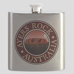 Ayers Rock Flask