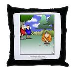 GOLF 069 Throw Pillow