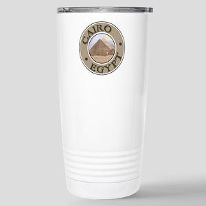 Cairo Stainless Steel Travel Mug