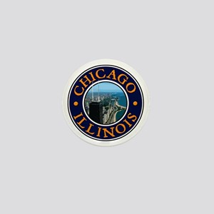 Chicago 2 Mini Button