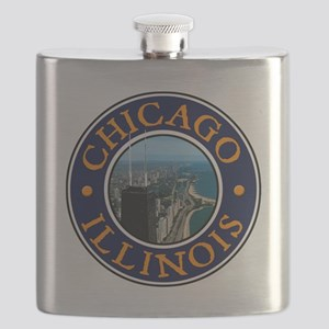 Chicago 2 Flask