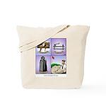 GOLF 074 Tote Bag