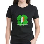 Being Irish Is Lucky (WL) Women's Dark T-Shirt
