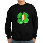 Being Irish Is Lucky (WL) Sweatshirt (dark)