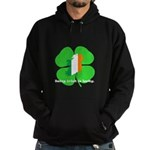 Being Irish Is Lucky (WL) Hoodie (dark)