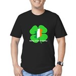 Being Irish Is Lucky (WL) Men's Fitted T-Shirt (da