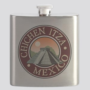 Chichen Itza Flask