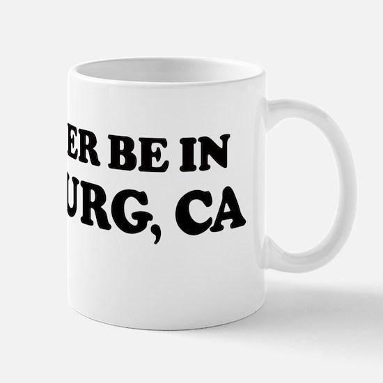 Rather: PITTSBURG Mug