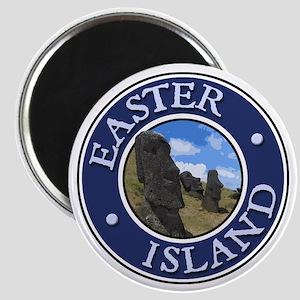 Easter Island Magnet