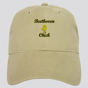 Beethoven Chick Cap