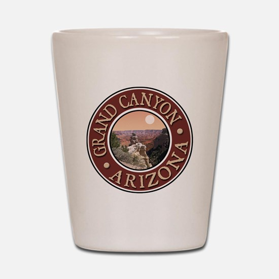 Grand Canyon Shot Glass
