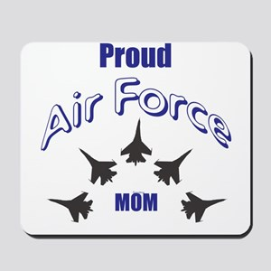 Proud Air Force MOM Mousepad