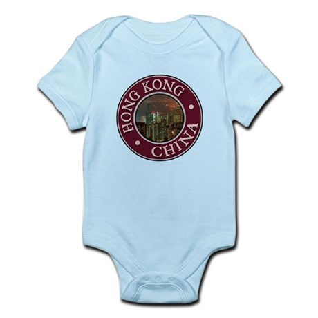 Hong Kong Infant Bodysuit