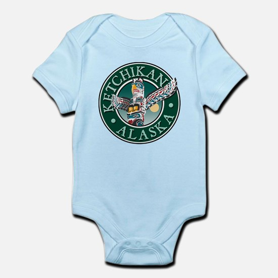 Ketchikan Infant Bodysuit