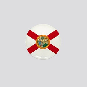 Florida State Flag Mini Button