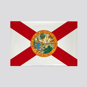 Florida State Flag Rectangle Magnet