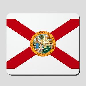 Florida State Flag Mousepad