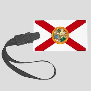 Florida State Flag Large Luggage Tag