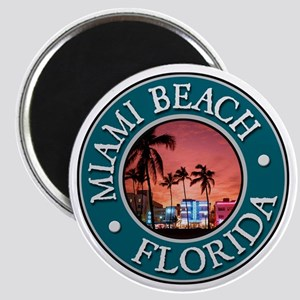 Miami Beach Magnet