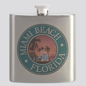 Miami Beach Flask