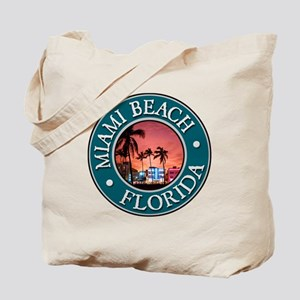 Miami Beach Tote Bag