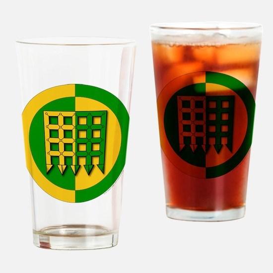 Unser Hafen Populace Drinking Glass