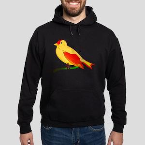 Golden Bird Hoodie (dark)