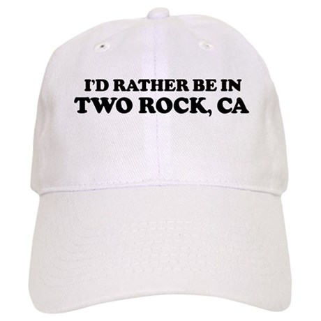 Rather: TWO ROCK Cap