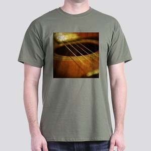 Vintage Guitar Dark T-Shirt