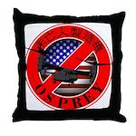 OSPREY2 Throw Pillow