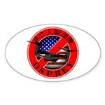OSPREY2 Sticker (Oval)