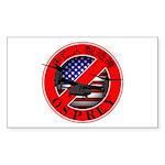 OSPREY2 Sticker (Rectangle 50 pk)