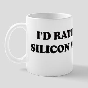 Rather: SILICON VALLEY Mug