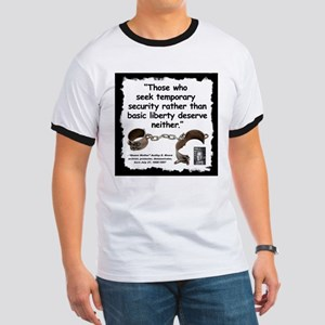 Moore Liberty Quote 2 Ringer T