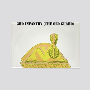 3rd Infantry (The Old Guard) with Text Rectangle M