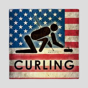 Grunge USA Curling Queen Duvet