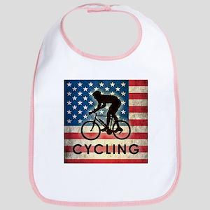 Grunge USA Cycling Bib