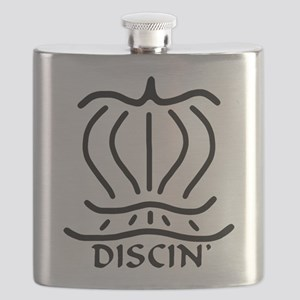 discin asiatic Flask