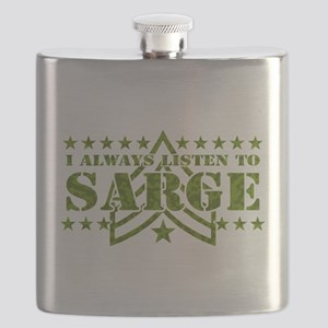 Listen to Sarge WHT Flask