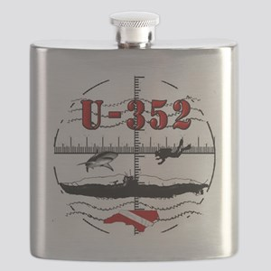 U-352 Sub 2009 best Flask
