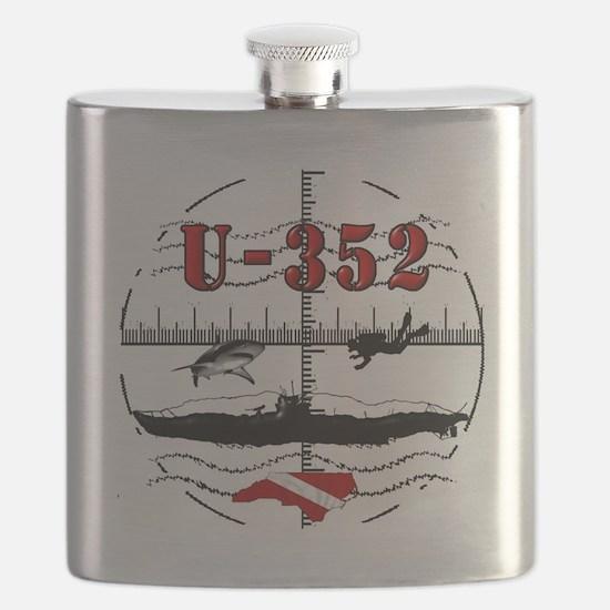 U-352 Sub 2009 best.png Flask