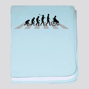 Disabled baby blanket