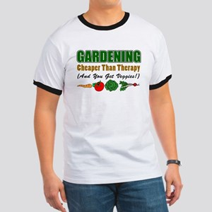 Gardening Cheaper Than Therapy Ringer T