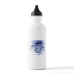 Border breach Water Bottle