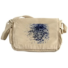 Border breach Messenger Bag