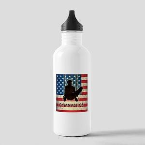 Grunge USA Gymnastics Stainless Water Bottle 1.0L